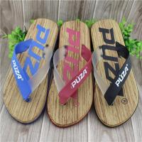 Wholesale PVC Strap Cheap Wholesale Slippers for Men from china suppliers
