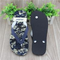 Wholesale High Quality New Model Men Style PVC Open Toe Slippers from china suppliers