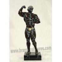 Huge Amazing Resin Figures Statue as Gymnasium Decoration