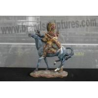 Wholesale Giant Handmade Fiberglass African Sculptures for Outdoor Decoration from china suppliers