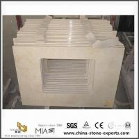 Wholesale Crema Marfil Marble Vanity Top for Bathroom Design from china suppliers