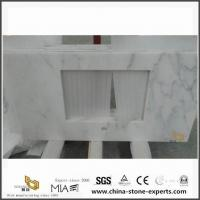 Wholesale Quality Natural Oriental White Marble Vanity Tops with Sink for Kithcen and Bathroom Furniture from china suppliers