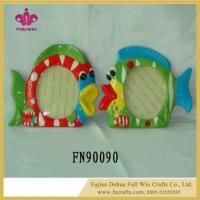 Buy cheap Unique Design Ceramic Picture Frame Ceramic Wall Frame from wholesalers
