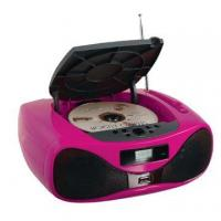 China Portable CD player boombox on sale