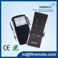 China Remote Control Transmitter and Receiver for Famous Brand Ceiling Fan Light Kit on sale