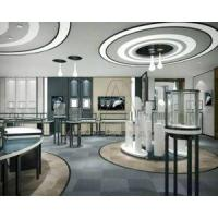 China Supply Exclusive Jewelry Store Showcase Jewellery Shop Interior Design Ideas on sale