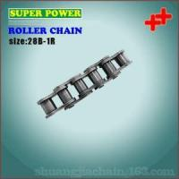 Wholesale ISO DIN Standard Iron Roller Chain 28B-1R 2R 3R from china suppliers