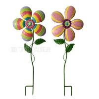 Wholesale Metal Flower Garden Stake Spring Decoration from china suppliers