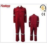 Buy cheap China Supplier 100% Cotton Coverall,Long Sleeves Work Clothes from wholesalers
