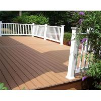 China CR-1110 Anti-UV WPC Deck Flooring, Recycled Composite Deck on sale