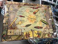 Wholesale Buck Rogers 1933 Vintage Map Of The Solar System And Seasons And The Earth's Orbit from china suppliers