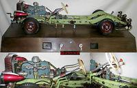 China All Complete 1952 Hohm Cutaway Instruction Chassis Model 65 Years Old on sale