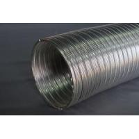 Wholesale Triple Spiral Lock Aluminum Flexible Ventilation Dryer Duct from china suppliers