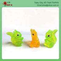 Wholesale Cute TPR Material Sticky Squirrel Toy Animal Toy For Capsule Toy from china suppliers