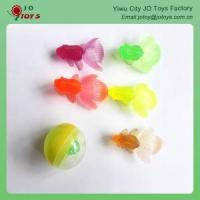 Wholesale Cute PVC Small Goldfish Toy For Capsule Toy from china suppliers