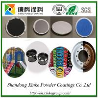 Thermoplastic Powder Coating / Ral 9006 Sparking Metallic Silver Powder Coating Paint for sale