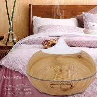 Wholesale /Office Desktop Wood Grain Spa Essential Oil Aroma Diffuser from china suppliers