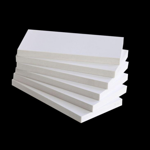 Quality 4x8 White Free Foam PVC Board Expanded PVC Sheet For Sign Board And Display Board for sale