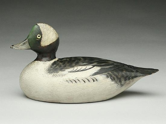 Quality AE Crowell's bufflehead drake to make $200,000? for sale