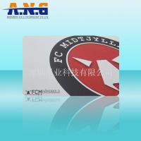 Buy cheap Glossy Surface Nfc Smart Card Rfid / 6.2 G Custom Rfid Cards Security from wholesalers