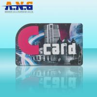 Buy cheap Customize laser PVC RFID smart card / gift rfid business cards programming from wholesalers