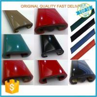 China removable handrail Escalator Handrails With Different Colors on sale