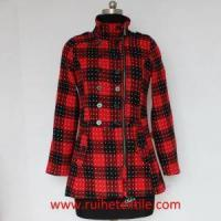 Wholesale Fashion Fitted Coat Warm Winter Wear for Women from china suppliers