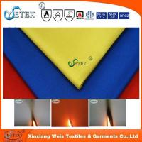 Buy cheap EN 11612 Cotton Textile Fireproof Fabric for Coverall from wholesalers