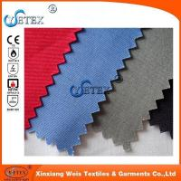Buy cheap Ysetex 6oz 54% modacrylic/ 35% cotton/ 10% aramid/ 1% carbon flame retardant fabric from wholesalers