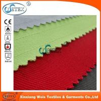 Buy cheap NFPA 2112 China textile flame retardant and anti static clothing fabric from wholesalers