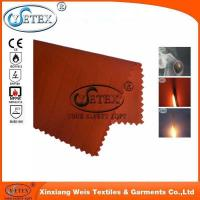 Buy cheap 100% cotton anti static fabric for coverall with flame retardant material from wholesalers