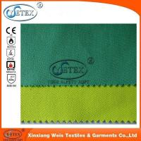 Buy cheap Custom high quality flame retardant cotton fabric used in oil and gas industry from wholesalers