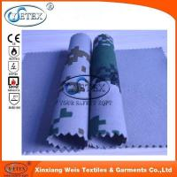 Buy cheap military cotton fabric for safety smock with flame retardant material from wholesalers