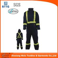Wholesale 100% Cotton Flame Retardant Coverall from china suppliers