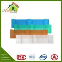 China Easy maintenance Light weight and hard thermoforming plastic sheet on sale