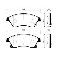 Buy cheap Brake Pad | ESD9083 from wholesalers