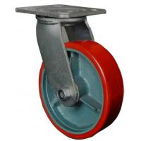 Wholesale Kaiston Caster Maufactured Heavy Duty PU Caster Wheels from china suppliers