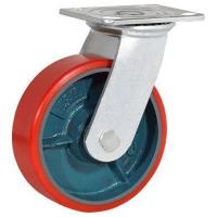 Wholesale Kaiston Caster Manufactured Industrial Urethane Casters from china suppliers