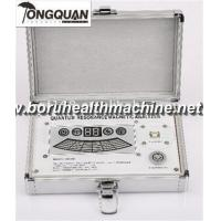 Wholesale Spanish Quantum Resonant Magnetic Analyzer With CE Approved from china suppliers
