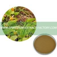 Wholesale Epimedium Extract Plant Source Latin  N/A from china suppliers