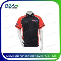 Wholesale Polo Fashion custom polo shirt dye sublimation polo shirt from china suppliers