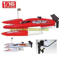 China TB-14017171:16 Scale RC High Speed Boat-Arrow Wind on sale