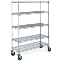 Wholesale Stainless Steel Wire Shelving - Heavy Duty Type from china suppliers