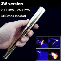 Buy cheap YDT-FB18-3000 3W Blue Laser Pointer from wholesalers