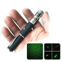 Wholesale YDT-PG9S 5mW~20mW Green Laser Pointer Kaleidoscope from china suppliers