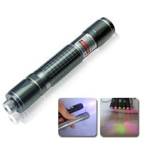 Buy cheap YDT-FV9 100mW~200mW Adjustable burning Ultraviolet Laser Pointer with 5 lens kit from wholesalers