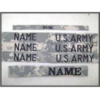 Buy cheap Custom Name Tapes, Tags, & Insignias from wholesalers