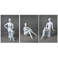 China Mannequin Fiberglass mannequin - sitted mannequin 1# on sale
