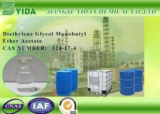 China Tank Package Diethylene Glycol Monobutyl Ether Acetate With Cas Number 124-17-4