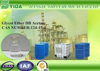 China 1000L IBC Drums Package Glycol Ether DB Acetate EC No. 204-685-9 For Coating Industries